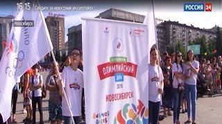 «Спортивная среда»: новосибирец победил на Первенстве России среди юниоров по тяжёлой атлетике