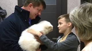 Ярославец Илья Медведев получил подарок от Президента России