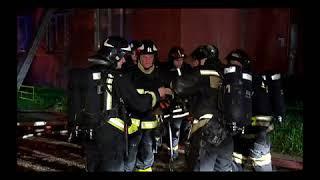 ✦В центре Санкт-Петербурга загорелась гостиница✦