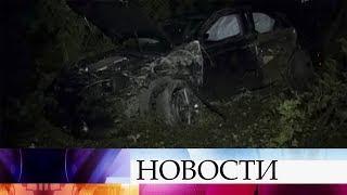В Абхазии выясняют обстоятельства ДТП, в котором погиб премьер-министр республики Геннадий Гагулия.