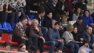 """Баскетбольный матч """"Рязань"""" - """"Спартак-Приморье"""""""