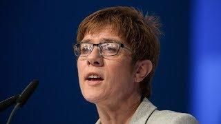 АКК: Что известно о преемнице Ангелы Меркель?