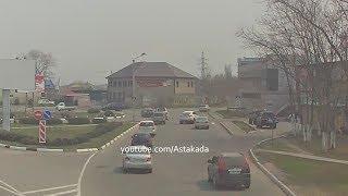 Astakada Находка ДТП 24 апреля 2018 Кольцо ЖБК