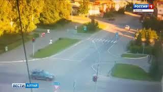 Серьезное ДТП произошло в Бийске