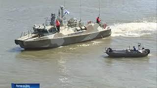 Сотни ростовчан впервые увидели репетицию парада боевых кораблей