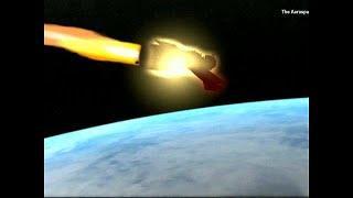 """Тяньгун-1"": с орбиты - в океан"