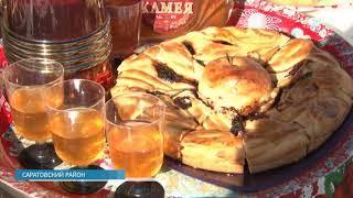 В селе Багаевка прошел яблочный фестиваль