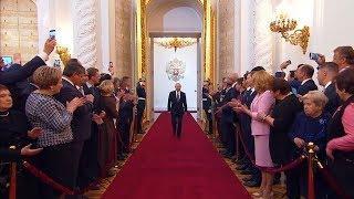 Николай Меркушкин рассказал, чем инаугурация Путина - 2018 отличалась от остальных