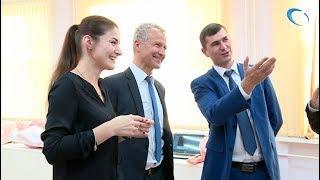 Новгородский институт медицинского образования принял делегацию из Томска