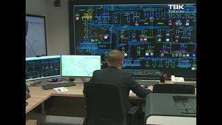 Современный Центр управления электро-сетями