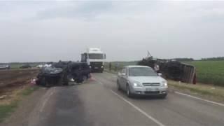 Авария в Азовском районе. Комментарий МВД