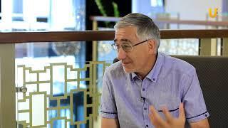 Уфимский инновационный форум. Интервью с Искандаром Бахтияровым