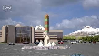 Монумент славы пограничникам будут ремонтировать