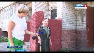 Пандус раздора: в Йошкар-Оле инвалид I группы потеряла возможность выходить на улицу