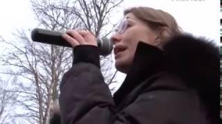 """Собчак поддержала волоколамцев, протестующих против полигона """"Ядрово"""""""
