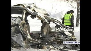 8 человек погибли при ДТП в Дзержинском районе