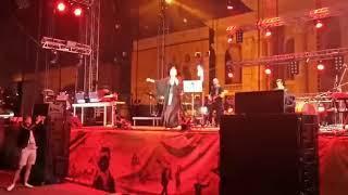 Ёлка выступила на площади Ленина в Ставрополе 2