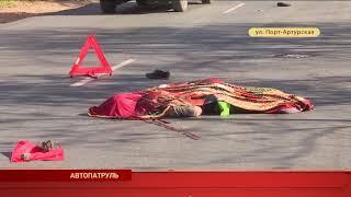 Тело мужчины разорвало на части в страшном ДТП