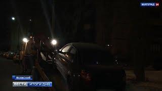 В Волжском массово эвакуируют автомобили-нарушители