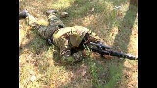Снайпера спецподразделений ПФО проходят обучение в Самарской области
