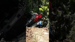 Один человек погиб и один пострадал в ДТП на Ловецком перевале