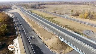 В Волгоградской области открывают развязку к мосту через Ахтубу