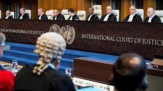 Международный суд вступился за Иран
