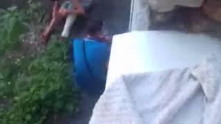 Пару заподозрили в употреблении наркотиков в одном из дворов Ставрополя