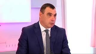 """Программа """"В центре внимания"""":Дмитрий Ткаченко ."""