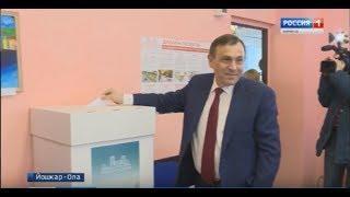 Двойное голосование: Александр Евстифеев отдал голос за объект благоустройства Йошкар-Олы