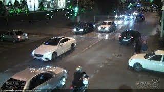 ДТП на ул. Красная и ул. Ленина 24.07.2018
