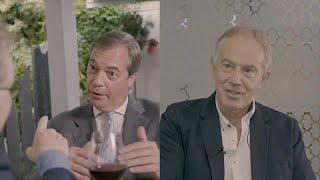 Да или нет - Брекситу: интервью с Тони Блэром и Найджелом Фаражем…