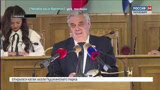 В Саранске обсудили работу Молодежной Общественной Палаты и наградили победителей творческого проект