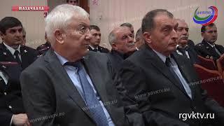 В Махачкале отметили 100-летие со дня образования Управления уголовного розыска МВД России