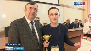 Студент Волгатеха стал лучшим во Всероссийской олимпиаде по строительству дорог - Вести Марий эл