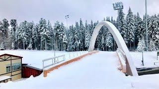 Югра примет первый этап Кубка России по биатлону