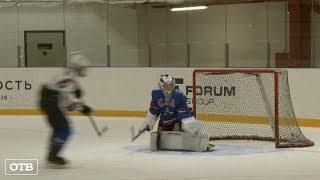 Юные уральские хоккеисты стали третьими в мире по точности