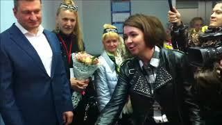 """Как Оренбург встречал победителя шоу """"Голос.Дети"""" Рутгера Гарехта"""