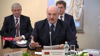Бурные дебаты Путина и Лукашенко по цене на газ. Саммит ЕАЭС в Санкт-Петербурге