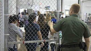 """Трамп пугает """"миграцией по-европейски"""""""