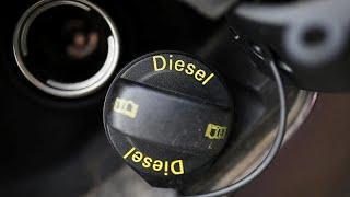 Германия спасает дизельные авто