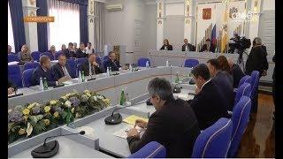Депутаты краевой Думы обсудили развитие виноградорства в регионе