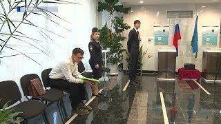 ЦИК Башкирии продемонстрировал новые комплексы для обработки избирательных бюллетеней