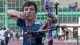 В Махачкале завершился летний городской чемпионат по стрельбе из лука