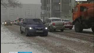 Красноярские водители одни из самых аккуратных в России