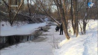 Спасатели обращают внимание новгородцев на опасность первого льда