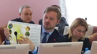 "Кинотеатр ""Сатурн"" обсуждали депутаты Горсовета"