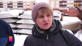 UTV. В Башкирии еще одни обманутые дольщики объявили голодовку и вышли на пикет