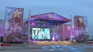 Празднование Дня Победы в Волгограде завершилось гала-концертом