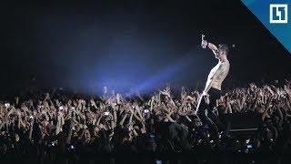 Фанаты Depeche Mode в Москве